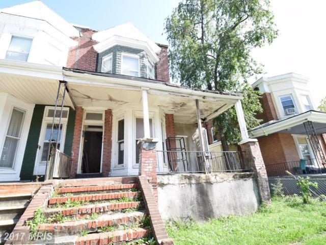 3523 Oakmont Avenue, Baltimore, MD 21215 (#BA10060931) :: Pearson Smith Realty