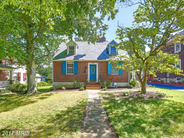 705 Brookwood Road, Baltimore, MD 21229 (#BA10061111) :: Pearson Smith Realty