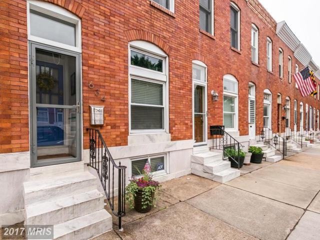 634 Kenwood Avenue, Baltimore, MD 21224 (#BA10061253) :: SURE Sales Group