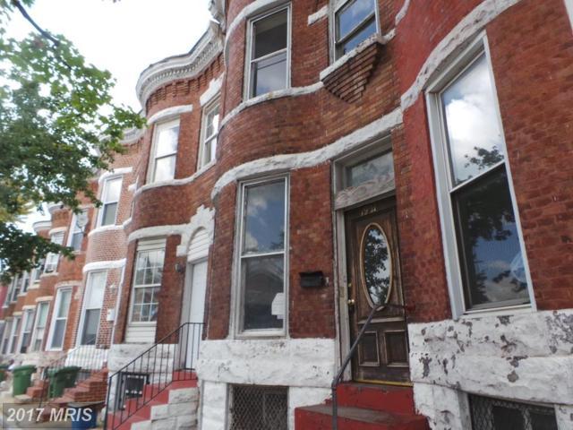 1921 Fulton Avenue N, Baltimore, MD 21217 (#BA10061525) :: LoCoMusings