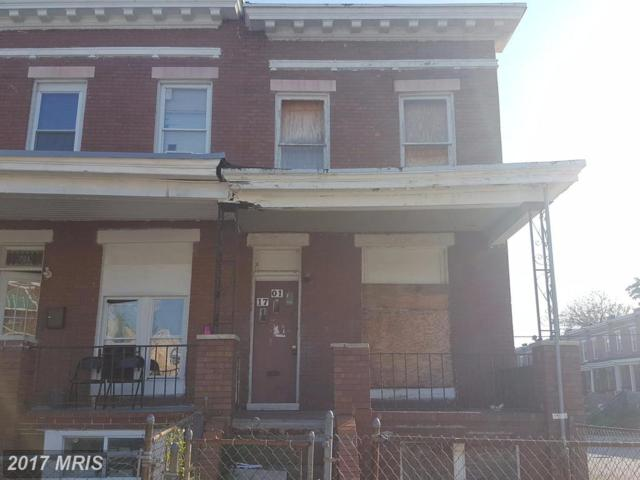 1701 Montpelier Street, Baltimore, MD 21218 (#BA10061878) :: Pearson Smith Realty