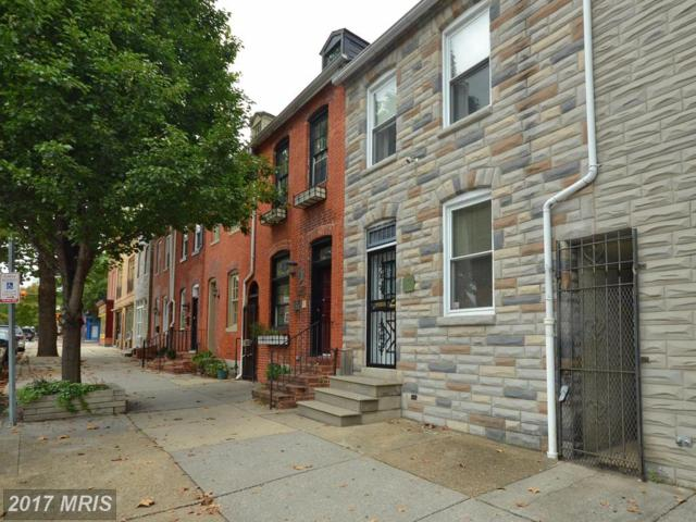 517 Ann Street, Baltimore, MD 21231 (#BA10062150) :: SURE Sales Group