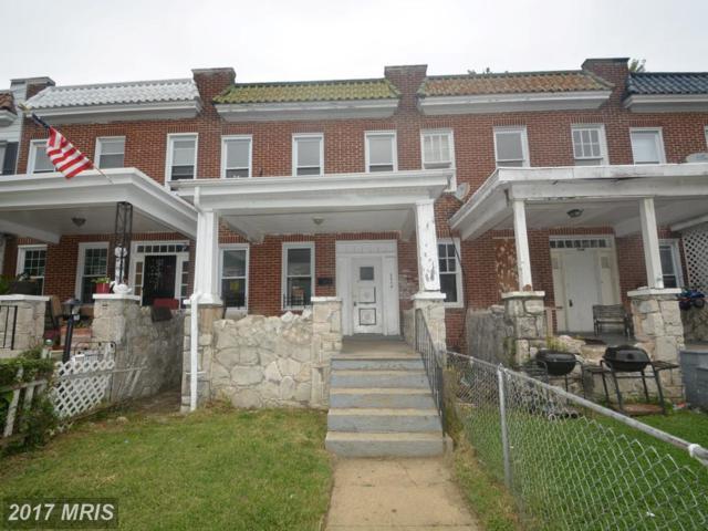 2540 Quantico Avenue, Baltimore, MD 21215 (#BA10062301) :: Pearson Smith Realty