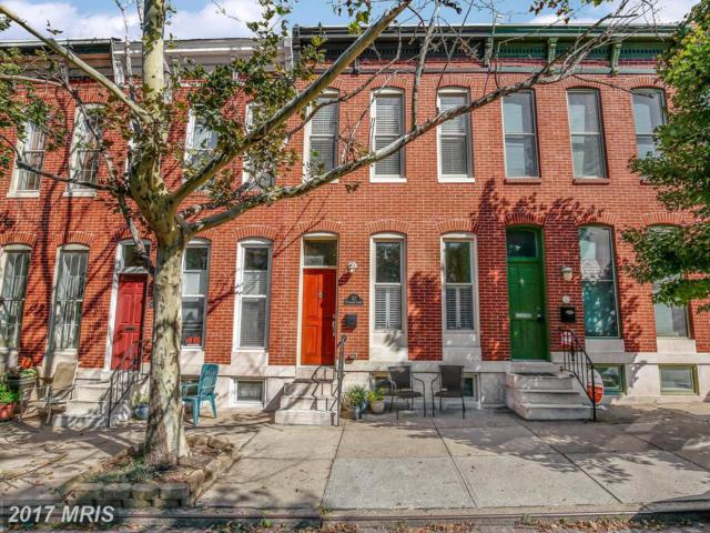 122 Clement Street, Baltimore, MD 21230 (#BA10062427) :: The MD Home Team