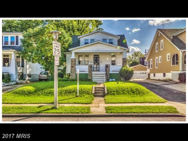 3817 Fernhill Avenue, Baltimore, MD 21215 (#BA10062768) :: Pearson Smith Realty