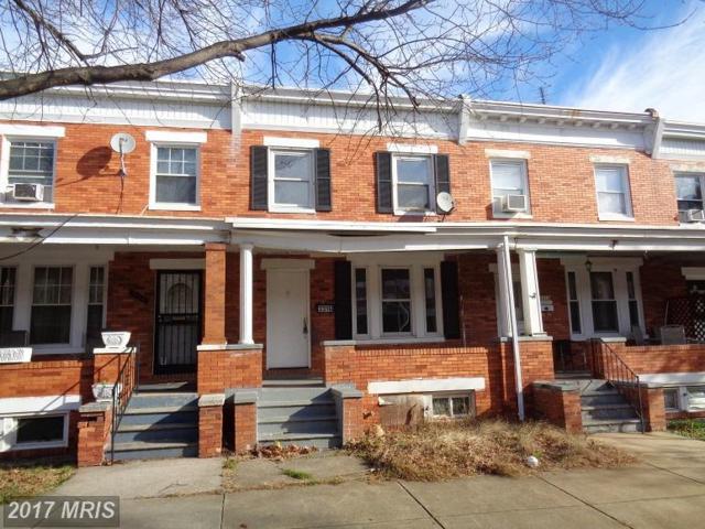 3316 Ramona Avenue, Baltimore, MD 21213 (#BA10062883) :: LoCoMusings