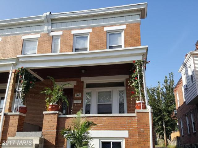 3401 Ramona Avenue, Baltimore, MD 21213 (#BA10063343) :: Wilson Realty Group