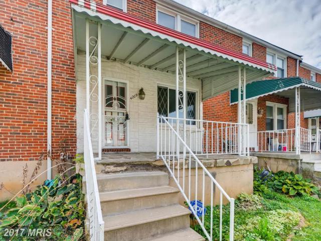 4209 Rogers Avenue W, Baltimore, MD 21215 (#BA10063479) :: Labrador Real Estate Team