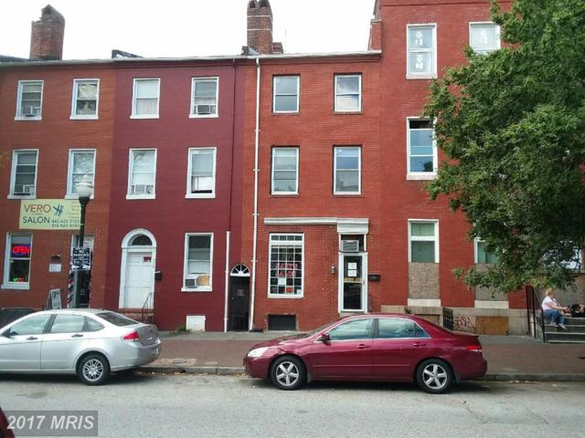 118 Broadway S, Baltimore, MD 21231 (#BA10063488) :: SURE Sales Group