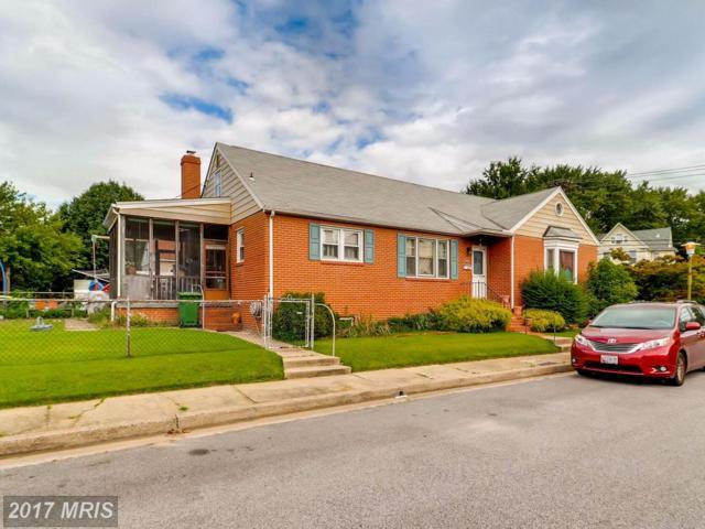 3709 Hamilton Avenue, Baltimore, MD 21206 (#BA10063563) :: Pearson Smith Realty
