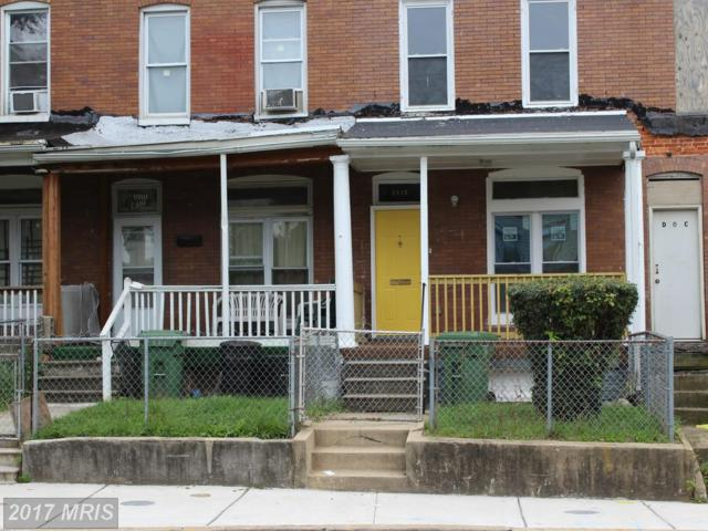2613 Cold Spring Lane, Baltimore, MD 21215 (#BA10063754) :: Pearson Smith Realty