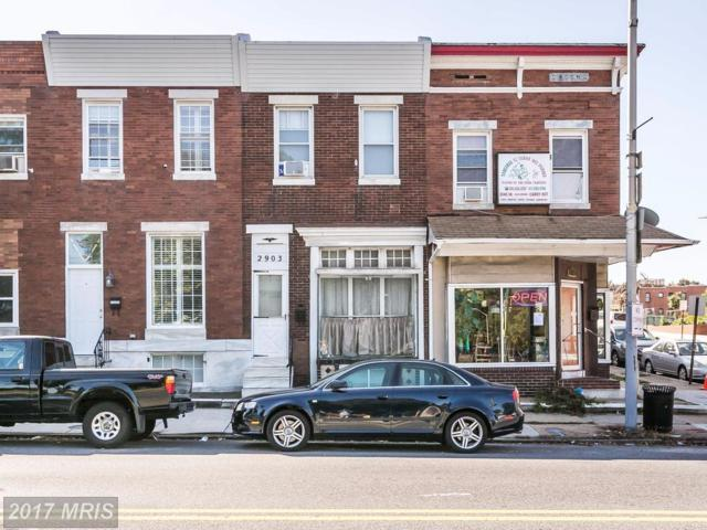 2903 Eastern Avenue, Baltimore, MD 21224 (#BA10064355) :: SURE Sales Group