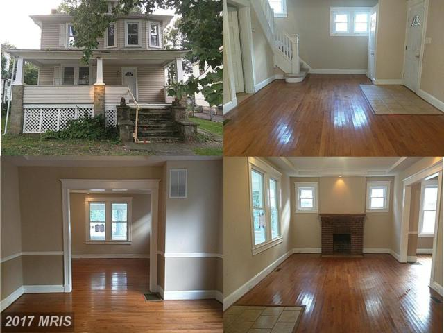 3816 Woodbine Avenue, Baltimore, MD 21207 (#BA10064391) :: Pearson Smith Realty