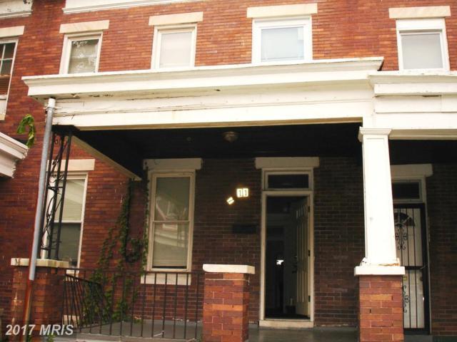 711 Grantley Street, Baltimore, MD 21229 (#BA10064737) :: Pearson Smith Realty