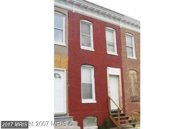 1924 Wilhelm Street, Baltimore, MD 21223 (#BA10065413) :: Pearson Smith Realty