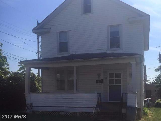 4711 Hampnett Avenue, Baltimore, MD 21214 (#BA10065930) :: LoCoMusings