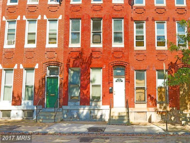 2129 Mcculloh Street, Baltimore, MD 21217 (#BA10066140) :: Pearson Smith Realty