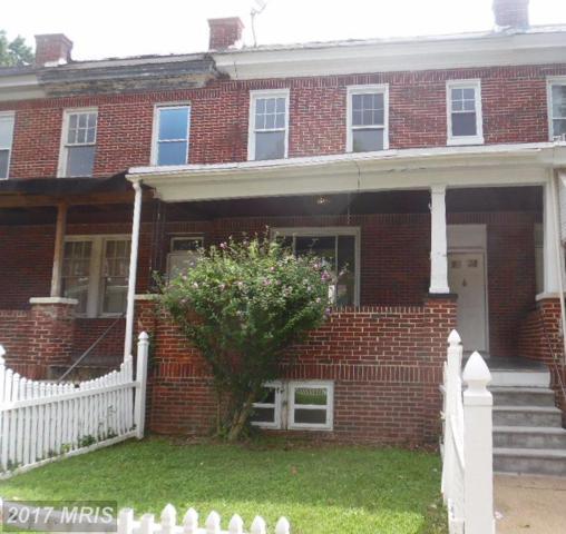 4005 Wilsby Avenue, Baltimore, MD 21218 (#BA10066217) :: LoCoMusings