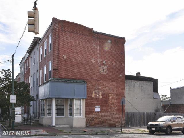 1535 Lexington Street, Baltimore, MD 21223 (#BA10066616) :: LoCoMusings