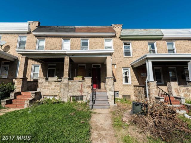 4252 Nicholas Avenue, Baltimore, MD 21206 (#BA10066896) :: LoCoMusings