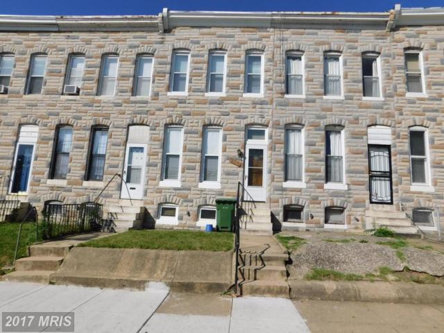 210 Catherine Street, Baltimore, MD 21223 (#BA10068676) :: Pearson Smith Realty