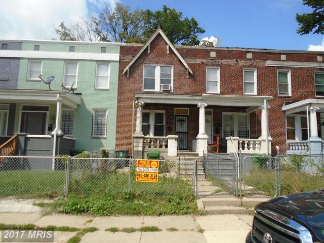 3018 Garrison Avenue W, Baltimore, MD 21215 (#BA10069231) :: LoCoMusings