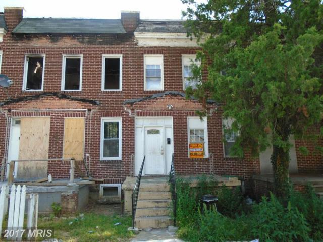 221 Catherine Street S, Baltimore, MD 21223 (#BA10069344) :: Pearson Smith Realty
