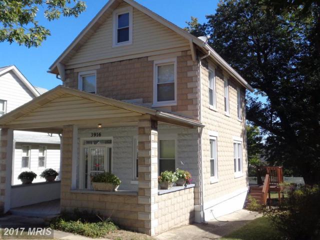 3916 Woodlea Avenue, Baltimore, MD 21206 (#BA10072012) :: LoCoMusings