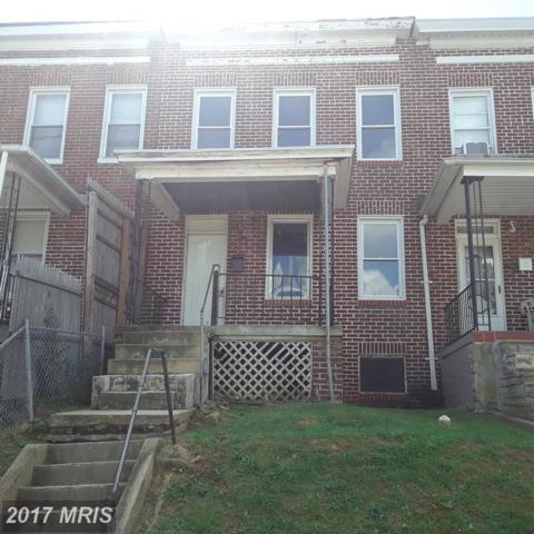 3227 Lyndale Avenue, Baltimore, MD 21213 (#BA10073527) :: LoCoMusings