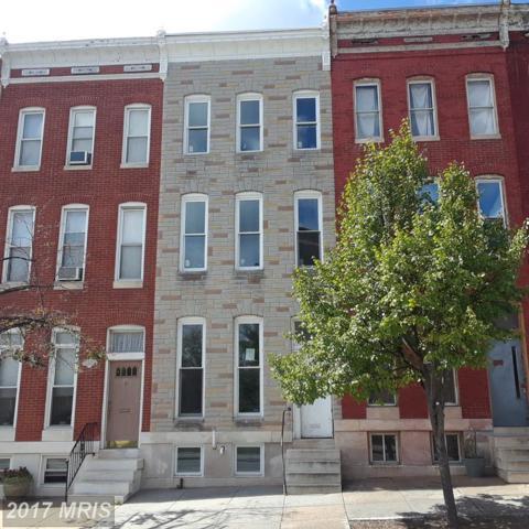 1826 Broadway, Baltimore, MD 21213 (#BA10073778) :: LoCoMusings