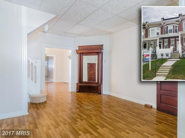 2743 Mosher Street, Baltimore, MD 21216 (#BA10075362) :: Pearson Smith Realty