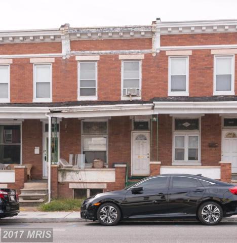 4010 Falls Road, Baltimore, MD 21211 (#BA10075992) :: LoCoMusings