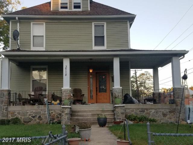 3718 Woodbine Avenue, Baltimore, MD 21207 (#BA10076930) :: LoCoMusings