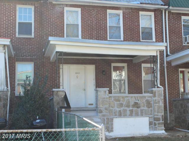 3807 Norfolk Avenue, Baltimore, MD 21216 (#BA10077393) :: LoCoMusings