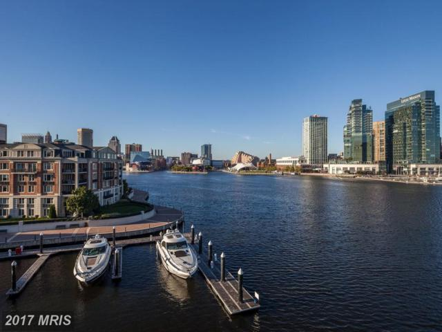 618 Ponte Villas N #165, Baltimore, MD 21230 (#BA10077558) :: Pearson Smith Realty