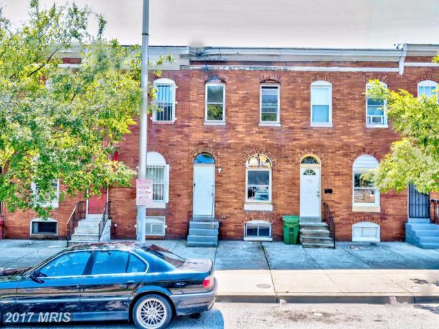 1717 Wilkens Avenue, Baltimore, MD 21223 (#BA10078475) :: LoCoMusings
