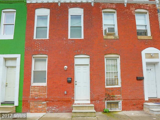 417 Pitman Place, Baltimore, MD 21202 (#BA10078738) :: LoCoMusings