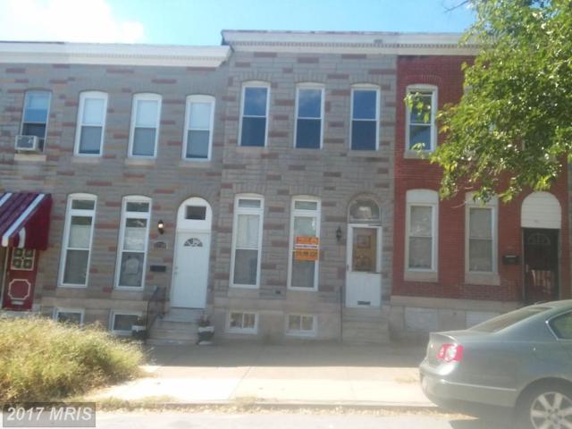 1720 Bond Street, Baltimore, MD 21213 (#BA10079007) :: LoCoMusings