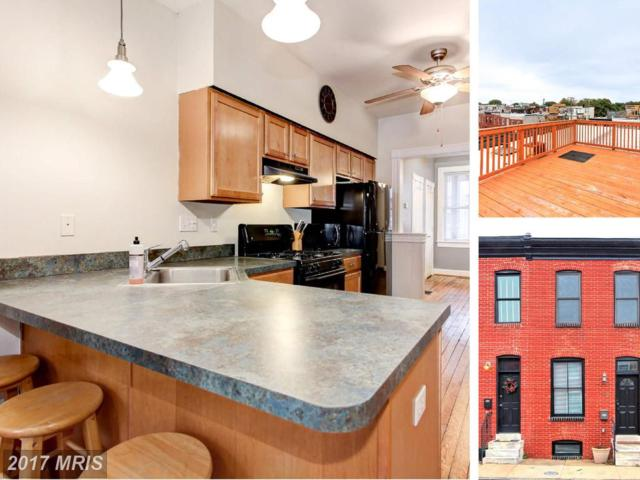 35 Curley Street S, Baltimore, MD 21224 (#BA10079278) :: LoCoMusings