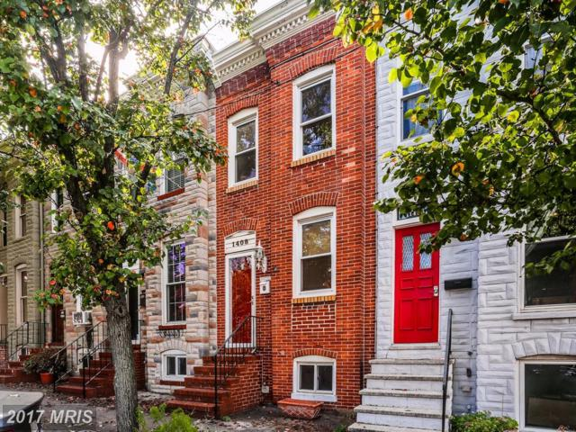 1408 Woodall Street, Baltimore, MD 21230 (#BA10080297) :: The Dailey Group