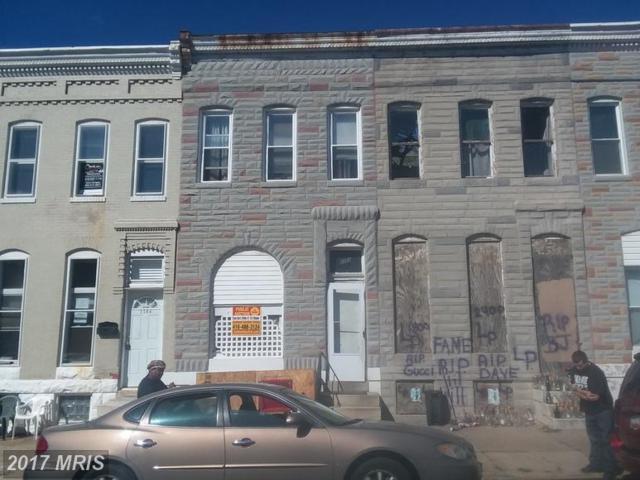 2306 Lafayette Avenue E, Baltimore, MD 21213 (#BA10081073) :: LoCoMusings