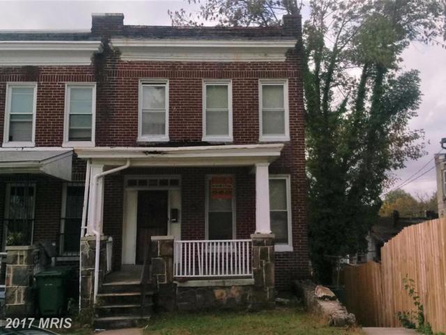 1024 Rosedale Street, Baltimore, MD 21216 (#BA10081090) :: LoCoMusings