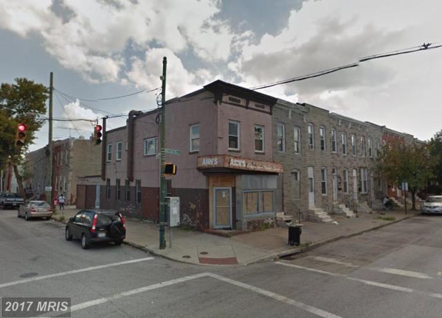 1201 Washington Boulevard, Baltimore, MD 21230 (#BA10081120) :: Pearson Smith Realty