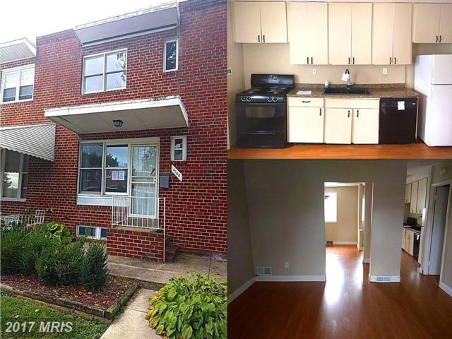 4166 Crest Heights Road, Baltimore, MD 21215 (#BA10081208) :: LoCoMusings