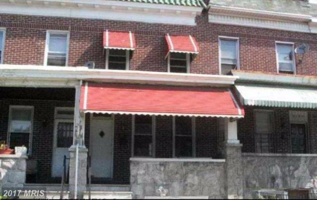 2564 Edmondson Avenue, Baltimore, MD 21223 (#BA10081640) :: LoCoMusings