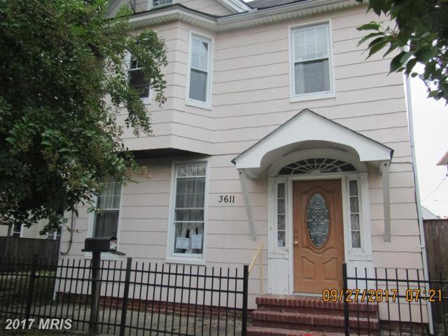 3611 6TH Street, Baltimore, MD 21225 (#BA10081786) :: LoCoMusings
