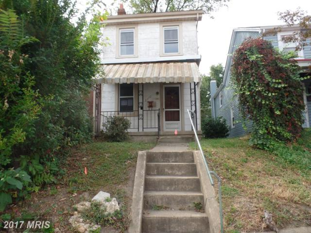 3370 Hickory Avenue, Baltimore, MD 21211 (#BA10081814) :: LoCoMusings