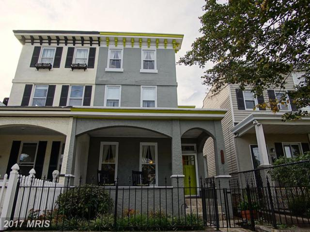 3736 Roland Avenue, Baltimore, MD 21211 (#BA10082209) :: The Dailey Group