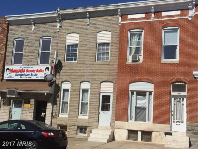 3332 Baltimore Street, Baltimore, MD 21224 (#BA10082578) :: The Dailey Group