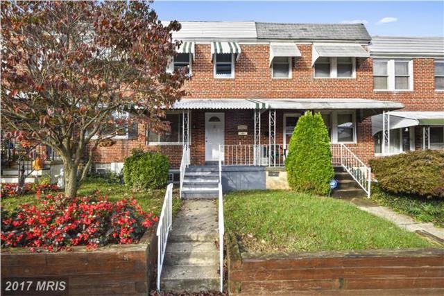 4418 Newport Avenue, Baltimore, MD 21211 (#BA10083998) :: Circadian Realty Group